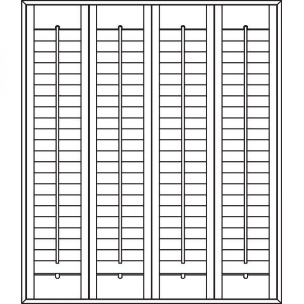 Full height panels